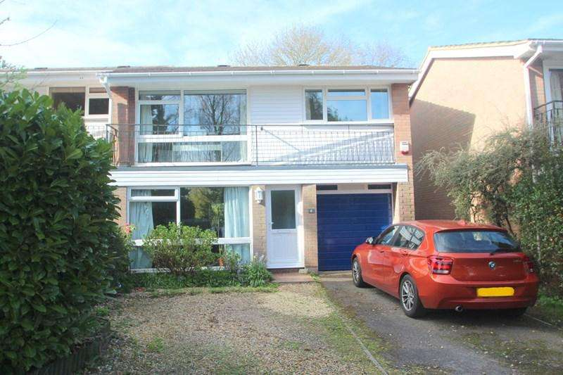 3 Bedrooms End Of Terrace House for sale in Cerdic Mews, Hamble, Southampton