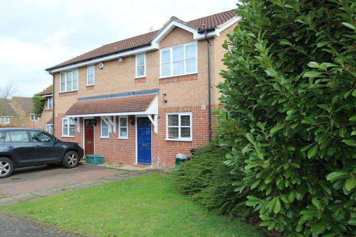 2 Bedrooms End Of Terrace House for sale in Star Lane, Orpington, Kent, BR5 3LN