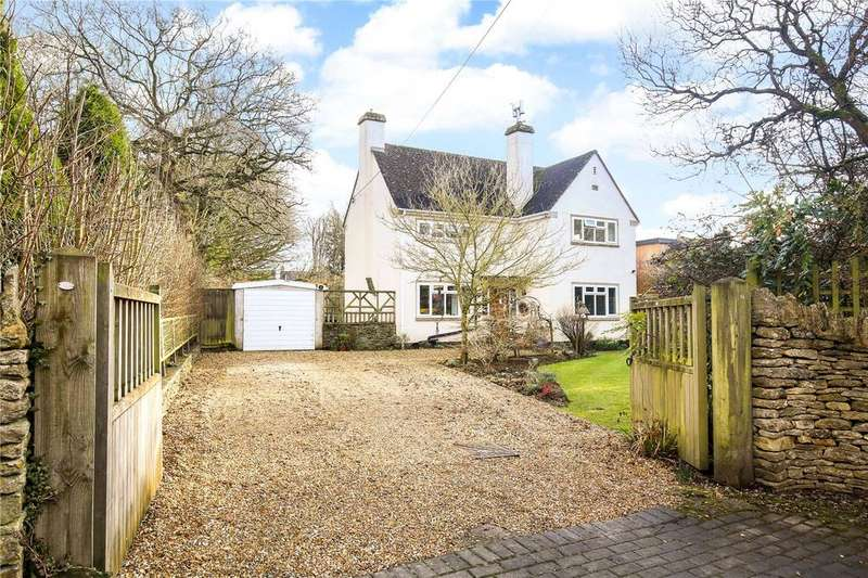 3 Bedrooms Detached House for sale in Northfield Road, Tetbury, Gloucestershire, GL8