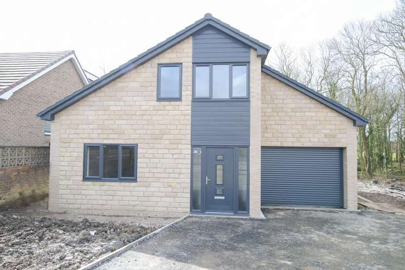 4 Bedrooms Detached House for sale in Plot 2, Plover Wood View, Westmoor Road