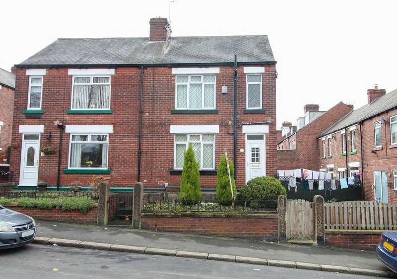 4 Bedrooms Semi Detached House for sale in Spurr Street, Heeley