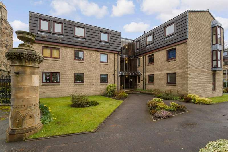 2 Bedrooms Ground Flat for sale in 1/2 Belhaven Place, Morningside, Edinburgh, EH10 5JN