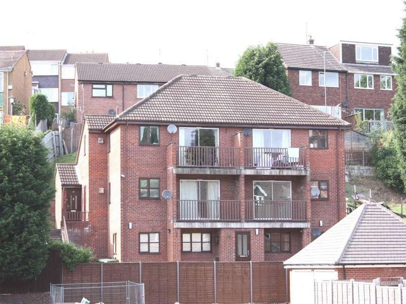 2 Bedrooms Apartment Flat for sale in Chapel Court, Kidderminster, DY10