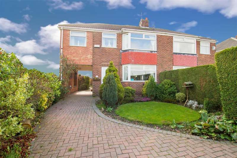 3 Bedrooms House for sale in Redscope Road, Rotherham