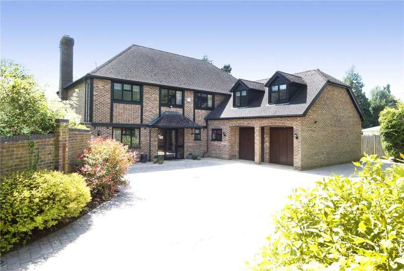 5 Bedrooms Detached House for sale in Chipstead Place Gardens, Chipstead, Sevenoaks, Kent, TN13