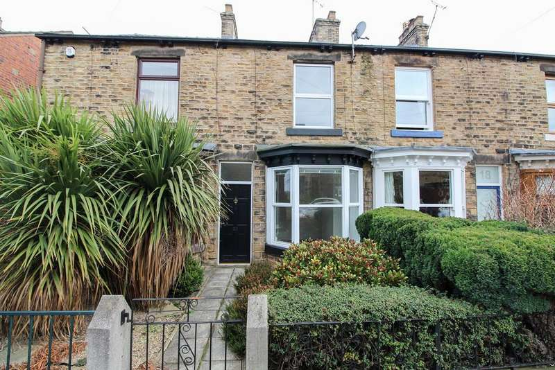 3 Bedrooms Terraced House for rent in Vicar Lane, Woodhouse