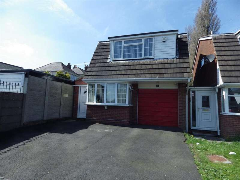3 Bedrooms Detached House for sale in Uplands Avenue, Rowley Regis