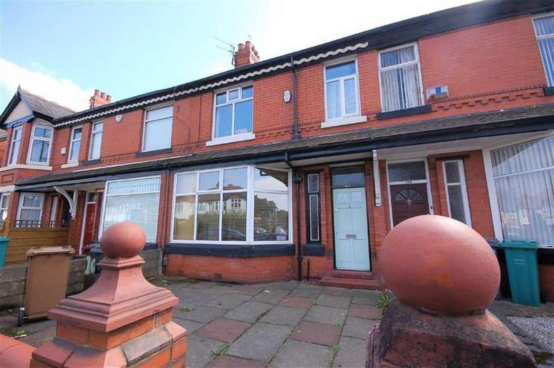 3 Bedrooms Terraced House for sale in Burton Road, West Didsbury, Manchester, M20
