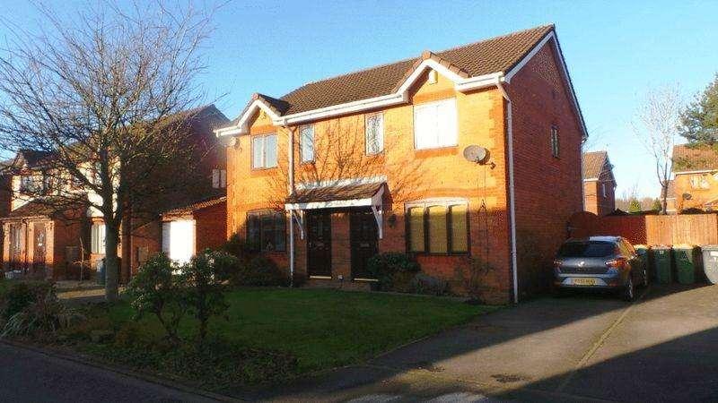 3 Bedrooms Semi Detached House for sale in Leesands Close, Fulwood, Preston