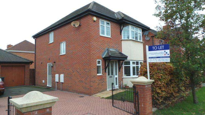 4 Bedrooms Detached House for sale in Highland Drive, Buckshaw Village, Chorley