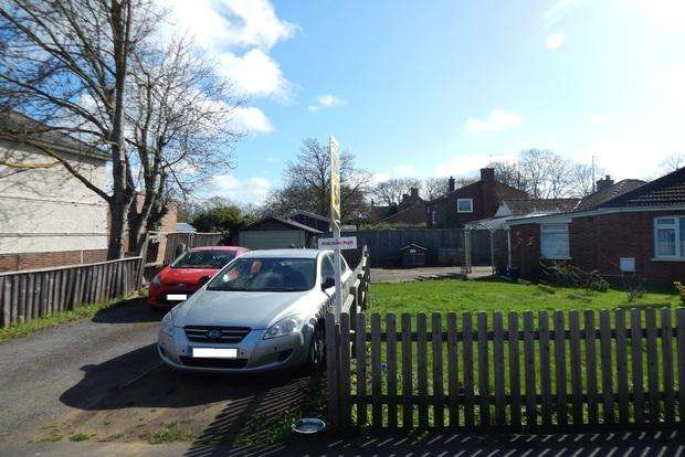 2 Bedrooms Plot Commercial for sale in Addison Road, Wimblington, March, PE15