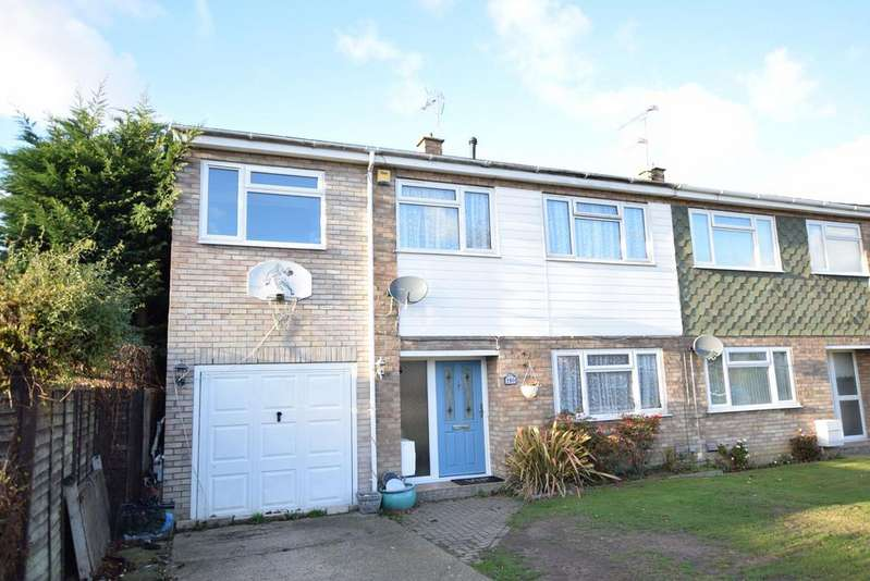 4 Bedrooms Semi Detached House for sale in Clacton-on-Sea