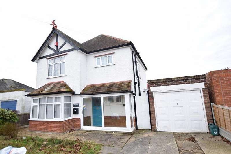 3 Bedrooms Detached House for sale in Victoria Road, Clacton-on-Sea