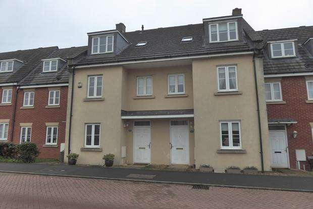 3 Bedrooms Terraced House for sale in Berrywood Drive, Northampton, NN5
