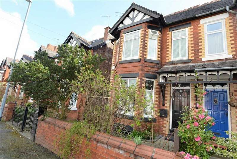 4 Bedrooms Semi Detached House for sale in Hartington Road, CHORLTON