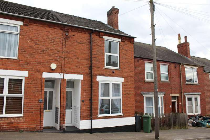 3 Bedrooms End Of Terrace House for sale in Devon Street , Lincoln