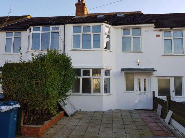 4 Bedrooms Terraced House for sale in Athelstone Road, Harrow, HA3