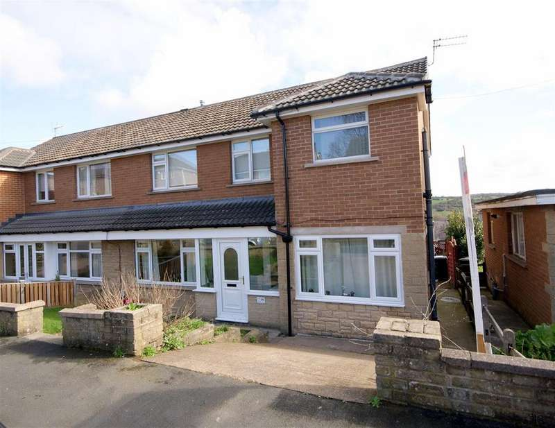5 Bedrooms Semi Detached House for sale in Rayner Drive, Brighouse
