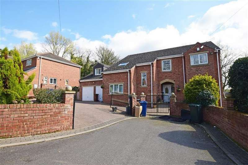 5 Bedrooms Detached House for sale in Norcross Gardens, Darfield, Barnsley, S73