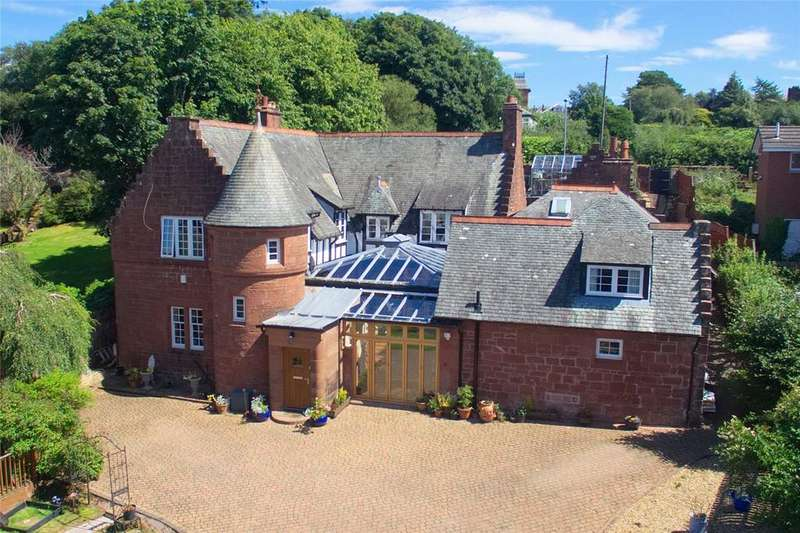 5 Bedrooms Detached House for sale in Westpark, 11A Montgomerie Terrace, Skelmorlie, Ayrshire, PA17