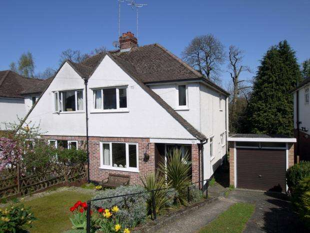 3 Bedrooms Semi Detached House for sale in Pinewood Avenue, Sevenoaks