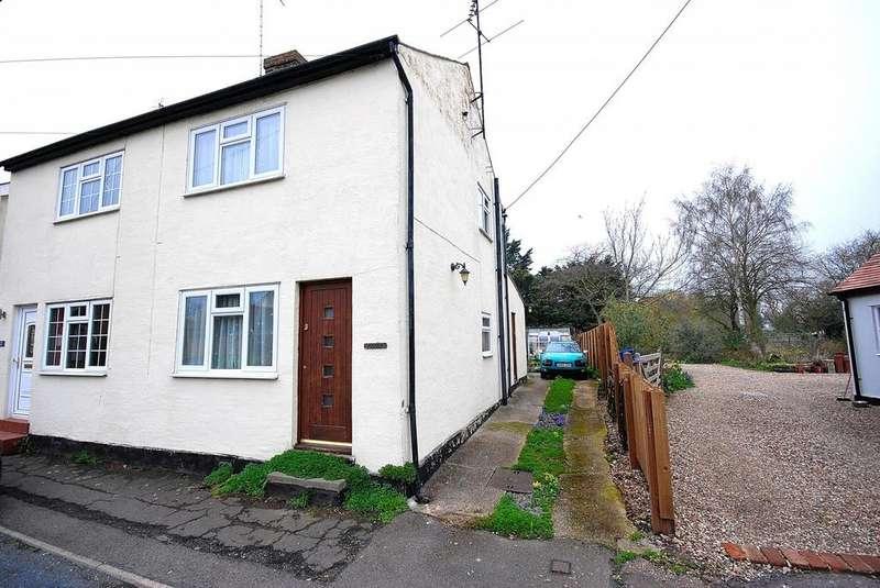 2 Bedrooms Cottage House for sale in The Street, Salcott, Maldon, Essex, CM9
