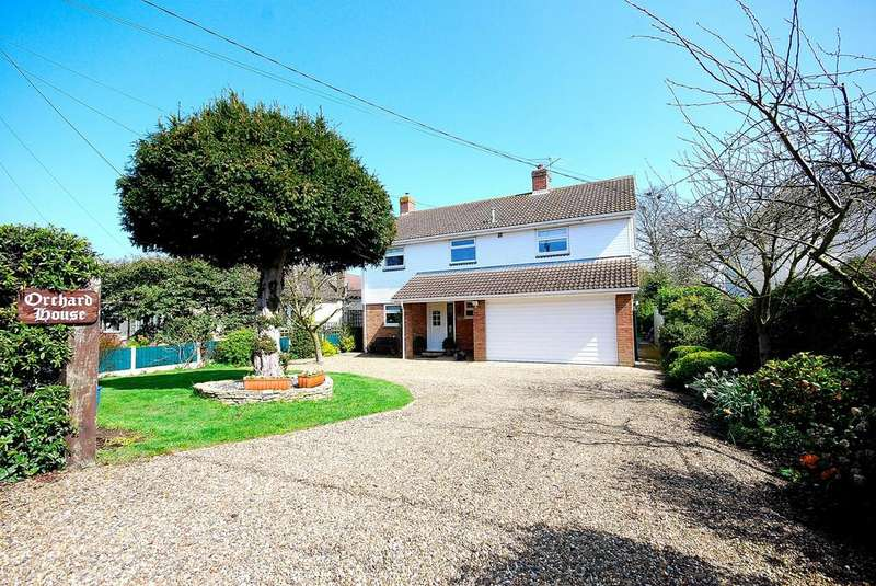 5 Bedrooms Detached House for sale in Waterside Road, Bradwell-On-Sea, Southminster, Essex, CM0