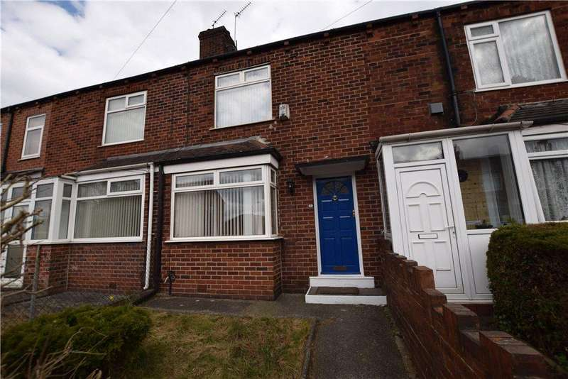 2 Bedrooms Town House for sale in Highfield Avenue, Leeds, West Yorkshire