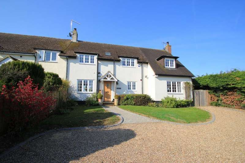 4 Bedrooms Semi Detached House for sale in Thorn Road, Marden, Kent, TN12 9LW