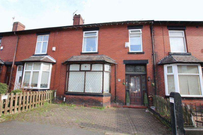 4 Bedrooms Terraced House for sale in Green Street, Middleton, Manchester M24 2HU