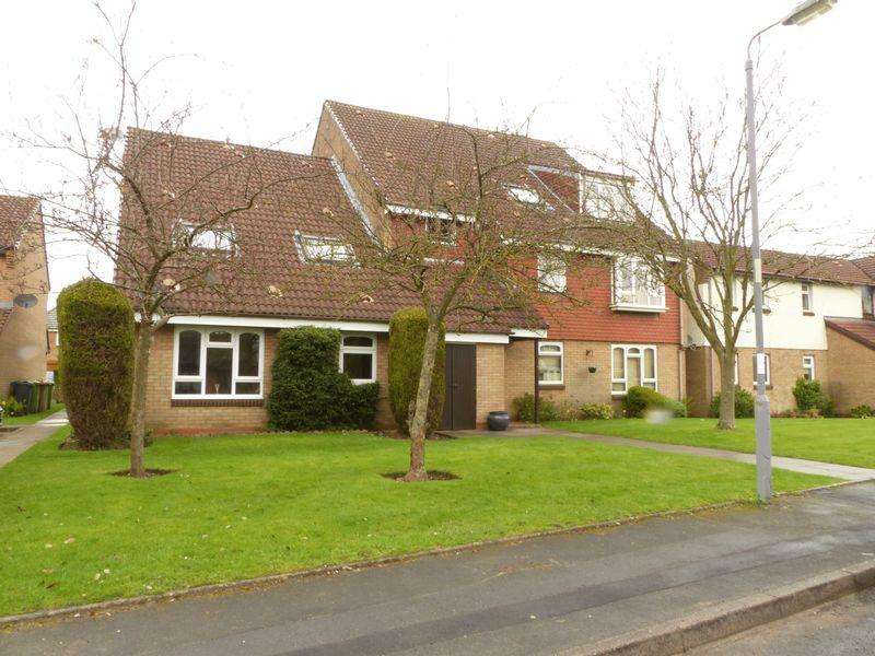 2 Bedrooms Apartment Flat for sale in Compton Drive, Streetly