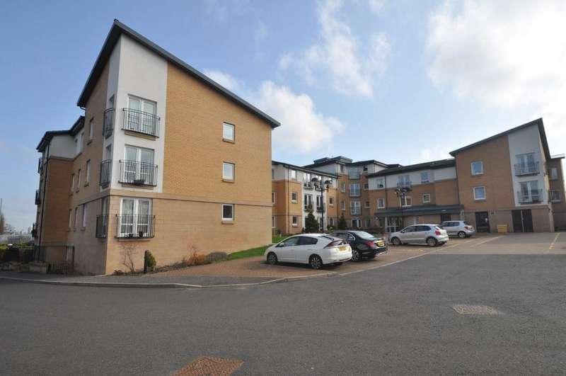 1 Bedroom Flat for sale in Hilltree Court, Fenwick Road, Giffnock, G46