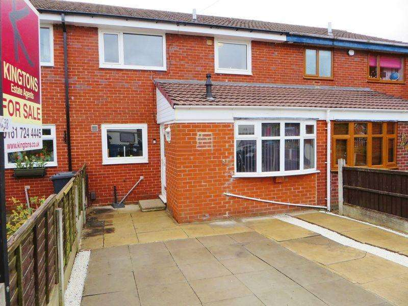 3 Bedrooms Semi Detached House for sale in Ripon Close, Radcliffe M26 2QL