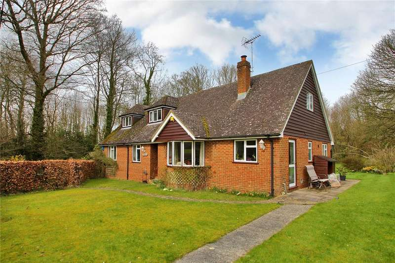 5 Bedrooms Detached Bungalow for sale in Garlinge Green Road, Petham, Canterbury, Kent, CT4