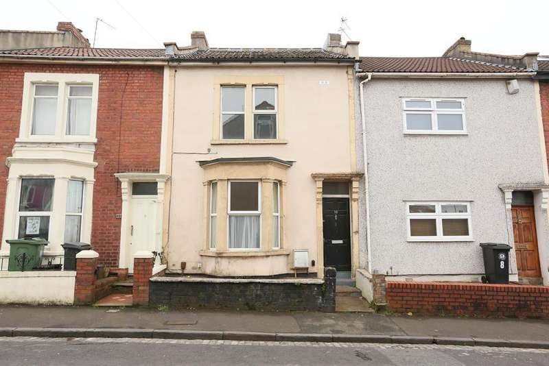 2 Bedrooms Terraced House for sale in Co-Operation Road, Bristol, BS5 6EQ