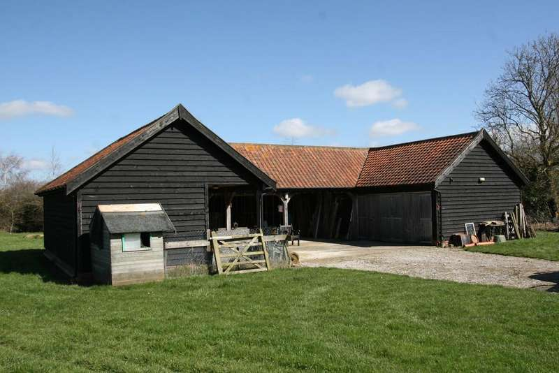 3 Bedrooms Barn Character Property for sale in Laxfield, Suffolk