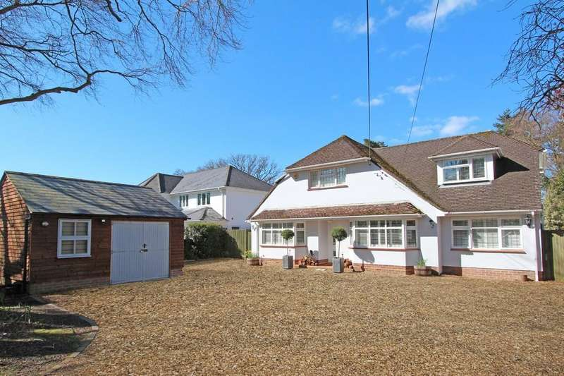 4 Bedrooms Chalet House for sale in HIGHCLIFFE ON SEA