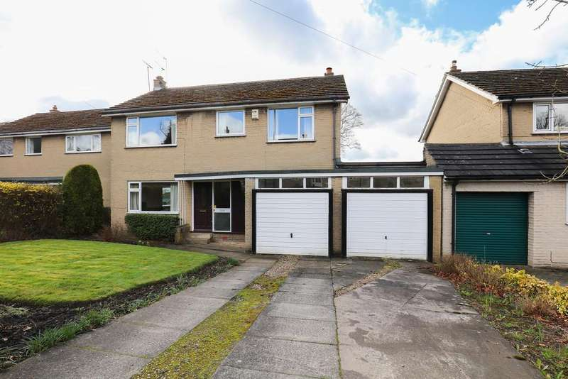 4 Bedrooms Detached House for sale in Norton Lane, Norton