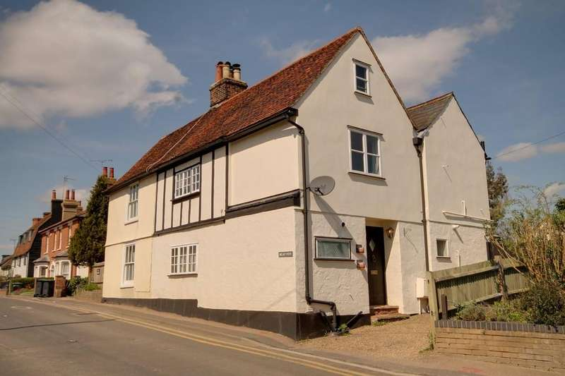 4 Bedrooms Semi Detached House for sale in Harlow Road, Roydon