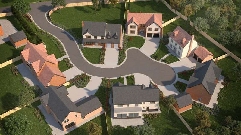 4 Bedrooms Detached House for sale in The Limes Development, Off Brassington Lane