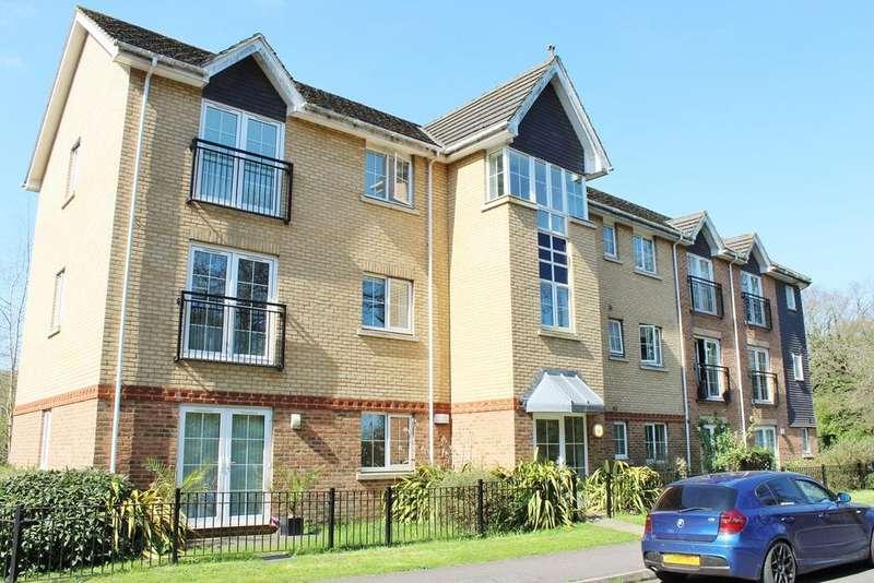 1 Bedroom Flat for sale in Priestley Road, Stevenage, SG2