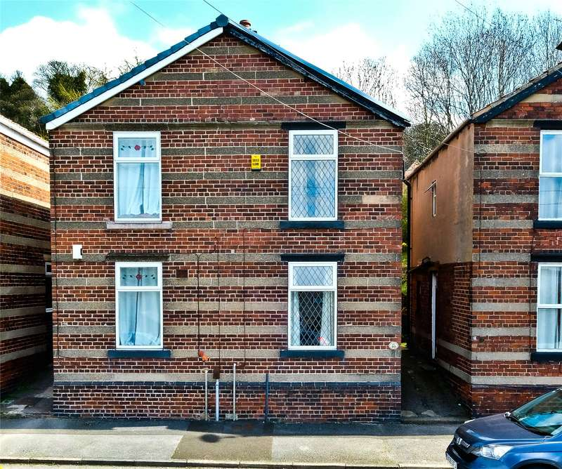 3 Bedrooms Semi Detached House for sale in Underwood Road, Sheffield, South Yorkshire, S8