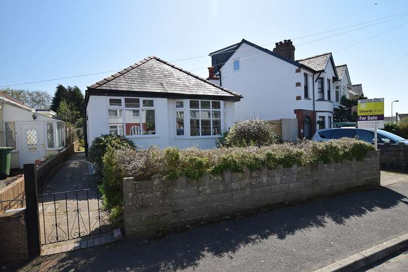 2 Bedrooms Detached Bungalow for sale in Heol Y Nant , Rhiwbina, Cardiff. CF14 6BS