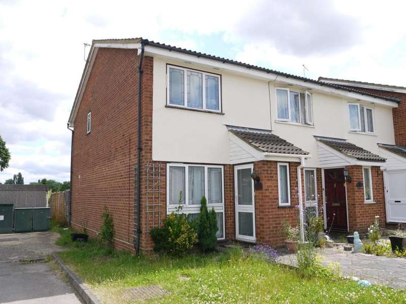 2 Bedrooms End Of Terrace House for rent in Meryfield Close, Borehamwood, Hertfordshire, WD6