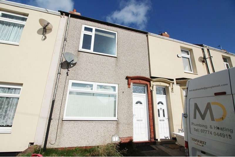 2 Bedrooms Property for sale in Cleveland View, Coundon, Bishop Auckland, Durham, DL14 8NE