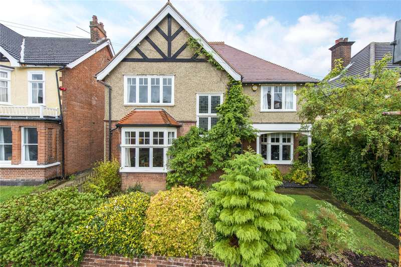 6 Bedrooms Detached House for sale in Blenheim Road, St. Albans, Hertfordshire, AL1