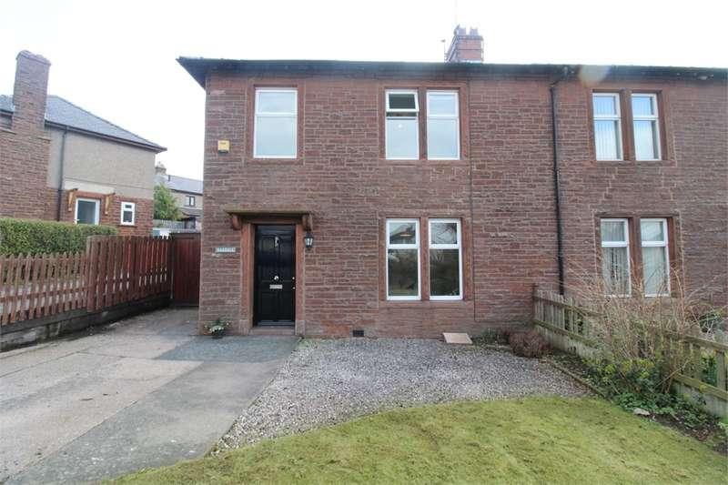 3 Bedrooms Semi Detached House for sale in CA11 9JU Scotland Road, Penrith, Cumbria