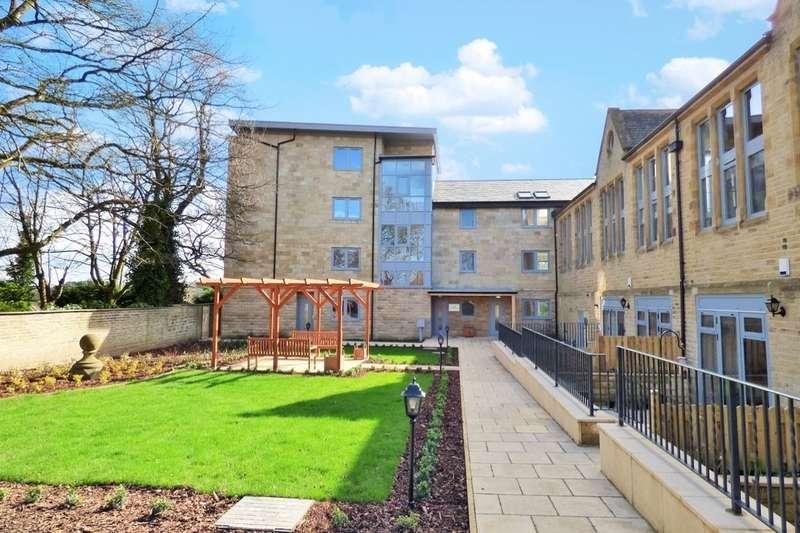 1 Bedroom Flat for sale in Chrisharben Court Green End, Clayton, Bradford, BD14