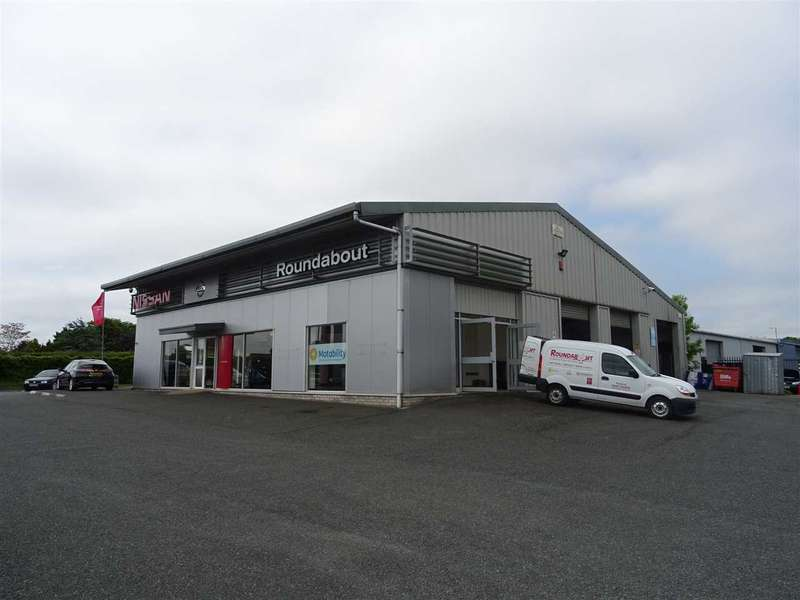 Commercial Property for sale in Modern Commercial Unit, Honeyborough Business Park, NEYLAND