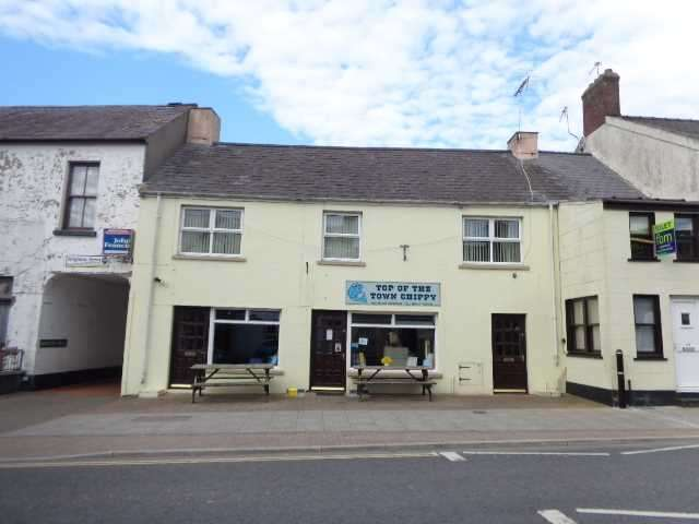3 Bedrooms Commercial Property for sale in Top Of Town Chippy, 126 Main Street, Pembroke